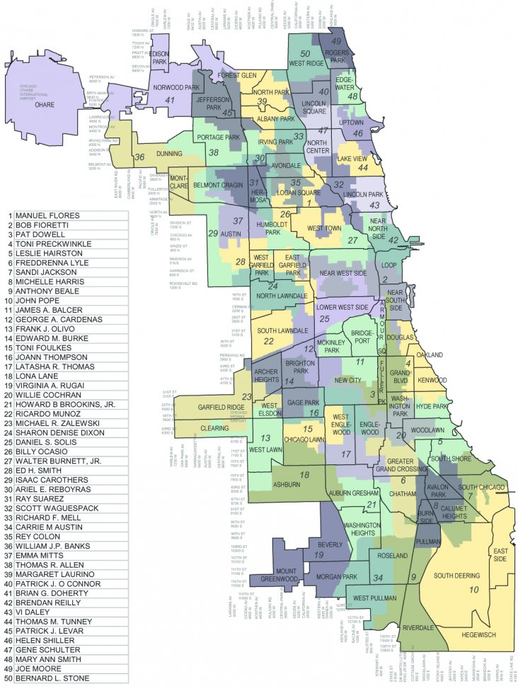 chicago ward map 2015 with 2756 on North Central Lrt Routes Through Downtown Up For Debate 1 likewise Georges Seurat December 2 1859 March 29 likewise New York S Mayoral Race Has Black Voters Divided additionally Bellingham Washington Map also Franklin With Glynn Turman And Son.