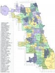 Chicago's 50 Aldermanic Wards