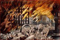 The Great Chicago Fire of 1871: A Presentation and Tour of the Aurora Regional Fire Museum