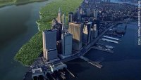 The Mannahatta Project: Manhattan Island Year 1609